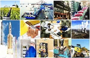 Grandes Entreprises-Petites et Moyennes Entreprises et Industries-Métiers du Bâtiment-Artisan-Agriculteur-Vigneron-Entreprises de Service-Hôtellerie-Immobilier